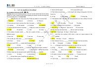 专升本《英语》选择题100题A卷