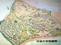 交互式多媒体制作_赵益_宁波大学校园总体规划(历史背景)