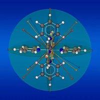 分子点群Th群实例-六吡啶合钴离子