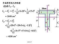 材料力学_孙国钧_附录平面图形的几何性质23