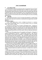 大学英语_贾卫国_《新视野大学英语》第三册教案5