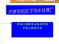 水污染控制_谷峡_案例分析讲稿二