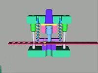 简单模_精密冲压模具设计